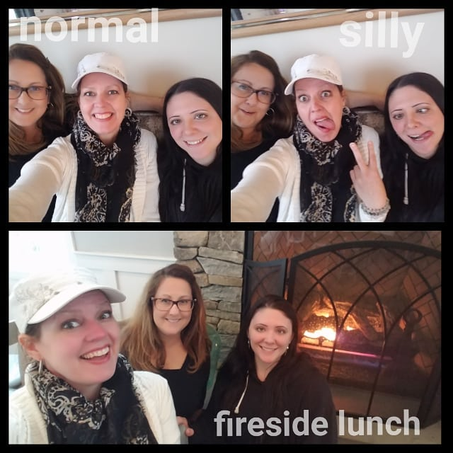 Please help me welcome 2 new Okuden Jikiden Reiki practitioners.  What a beautiful couple days sharing the love and space with these two amazing women. My heart is filled watching these 2 grow and bloom.  Temps dropped and were lucky to eat lunch next to this fireplace.  And check out this rock that found it's way to me while going to my office to teach (previous post)  Arigato Gozaimashita ⛩  Next Shoden in Hingham is 7/13-7-15